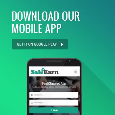 00031ccb1c5c SaleNEarn Free Classifieds Ad. Download SaleNEarn android app